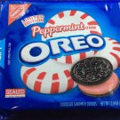 Limited Edition Peppermint Creme Oreo 12.2 Oz Oreos Cream Cookies Snack Nabisco