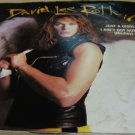 """David Lee Roth JUST A GIGOLO I AIN'T GOT NOBODY 7"""" single vintage LP/record"""