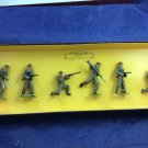 Britains 8803 British Infantry Toy Soldiers Molding Destroyed W Britain