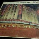 The Radio City Music Hall Organ~organist Ansley Miller LP/vinyl/record