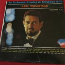 An Enchanted Evening on Broadway with Earl Wrightson vinyl record LP~FREE USship