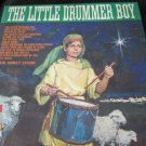 The Little Drummer Boy Chrismtas record by The Abbey Choir~vinyl~FREE US SHIP