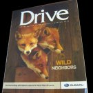 Subaru Drive magazine~Spring 2009~Wild Neighbors~FREE US SHIPPING