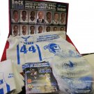 Lot of Seton Hall basketball memorabilia~NCAA college basketball~FREE US SHIP