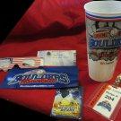 Minor League Baseball souvenirs~Rockland Boulders & Newark Bears~FREE US SHIP