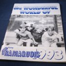 1993 Camp Ramaquois day camp yearbook~Rockland County NY camps~FREE US SHIP