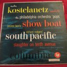 Andre Kostelanetz & Philadelphia Pops~Show Boat & South Pacific Record/vinyl/LP
