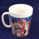 American Adventure World Showcase Epcot Center Souvenir Mug Mickey Mouse Disney