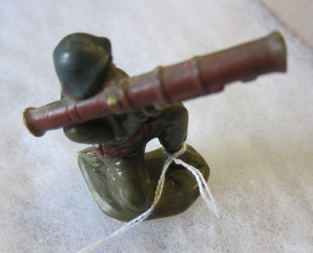 Ajax Toy Soldier~AJ9/AJ 9~soldier with bazooka~FREE US SHIP