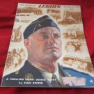 October 1941 American Legion Magazine~story of Coast Guard~cover by  Schlaikjer