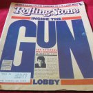 National Rifle Association NRA Rolling Stone newspaper magazine May 14 1981