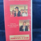 Joanne Cash Yates Live with her special guest Johnny Cash VHS video tape