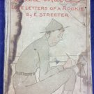 Dere Mable Love Letters Of A Rookie By Edward Streeter Hardcover 1918 13th Ed