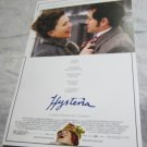 HYSTERIA movie with Hugh Dancy Maggie Gyllenhaal~Jonathan Pryce~film postcard