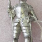 B155 Barclay Toy Soldier~Barclays~Knight with blue pennant~FREE US SHIP