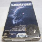 Creature (VHS/video tape/videotape 1985)~Klaus Kinski Stan Ivar Wendy Schaal