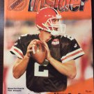 Cleveland Browns Vs Indianapolis Colts December 26 1999 Program NFL Football
