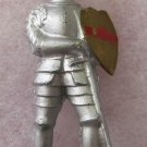 B156 Barclay Toy Soldier~Barclays~Knight with shield~FREE US SHIP