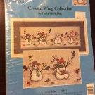 A Frosty Feast 50772 Counted Cross Stitch Kit Candamar Designs Paula Minkebige