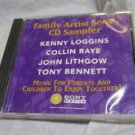 CD Sampler featuring Kenny Loggins~Collin Raye~John Lithgow~Tony Bennett