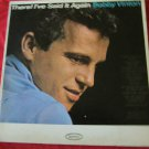 There! I've Said it Again by Bobby Vinton LP/vinyl/record~FREE US SHIP