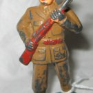 B17 Barclay Toy Soldier~Barclays~Soldier Port Arms~FREE US SHIPPING