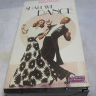 Shall We Dance VHS videotape/video tape~Fred Astaire &Ginger Rogers~FREE US SHIP