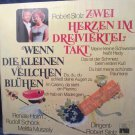 Robert Stolz Zwei Herzen IM Dreiviertel-Takt W. Germany Import Ariola Album