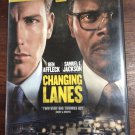 Changing Lanes DVD Ben Affleck & Samuel L Jackson widescreen collection