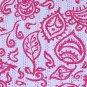 Indian White Kantha Quilt Twin Size Bedspread BeddingThrow Reversible Art Gudari