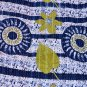 INDIAN VINTAGE KANTHA FLORAL QUILT BEDSPREAD REVERSIBLE BLANKET THROW GUDARI ART