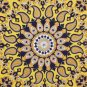 INDIAN STAR MANDALA COTTON WALL HANGING BEDSPREAD TABLE COVER VINTAGE TAPESTRY