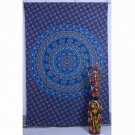 Indian Elephant&Camel Mandala Psychedelic Hippie Wall Hanging Tapestry Ethnic