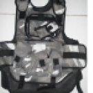 GXG Tactical Vest- Urban Camo