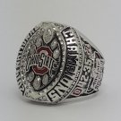 Ohio State Buckeyes 2014 Big Ten championship ring ELLIOTT football NCAA ring size 9-14 Back Solid
