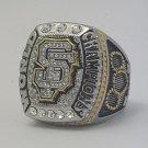 San Francisco Giants 2014 world series championship ring BUMGARNER baseball MLB size 11 Back Solid