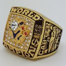 1993 Toronto Blue Jays world series championship ring CARTER baseball MLB size 11 Back Solid
