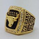 Chicago Bulls 1991 JORDAN Dynasty Basketball championship ring NBA size 10 Nice Gift