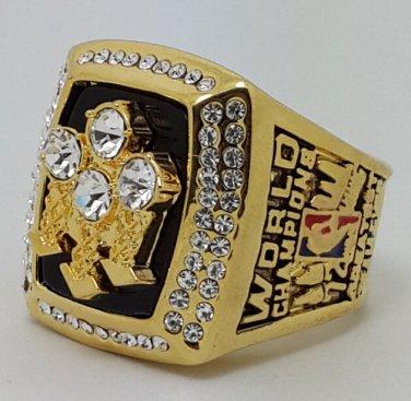 Chicago Bulls 1996 JORDAN Dynasty Basketball championship ring NBA size 10 Nice Gift