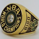 Boston Celtics 1981 Basketball championship ring BIRD NBA size 9-13 Nice Gift
