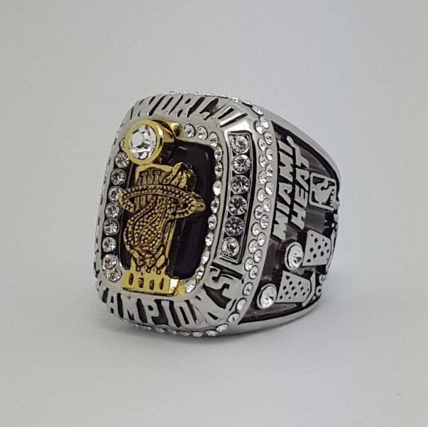 Miami Heat 2012 JAMES Basketball championship ring NBA size 10 Nice Gift