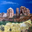 Sedona Landscape 16x20 ready to hang