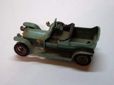 "Rolls Royce Silver ghost 1907 toy. Size 3"" x !/2"""