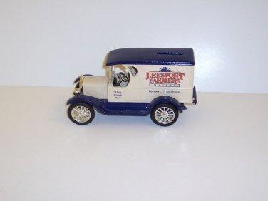 "ERTL, Replica Chevrolet 1923 Delivery Van, Leesport Farmers Market, 6.5"" X 2.75"""