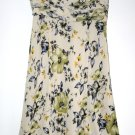 Paul Costelloe Gorgeous Floral Designer Dress Size 12 Worn Once
