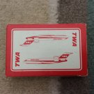 VINTAGE TWA PLAYING CARDS  SEALED INBOX