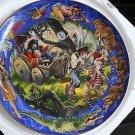 Bradex Disney Collectors Plate Ltd Edition Peter Pan: Captain Hook
