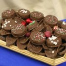 CHOCOLATE ASSORTED GIFT BASKET 1 1/2 POUNDS FRESH