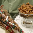 CINNAMON ROASTED CASHEWS 8 oz GIFT CONES FRESH TASTY