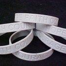 Parkinson's Disease Awareness Bracelet Lot of 6 New